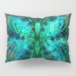 Butterfly Abstract G541 Pillow Sham