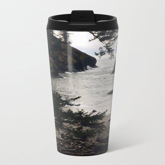 Between the Trees Metal Travel Mug