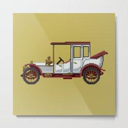 Antique car 3 Metal Print
