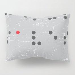 Jesus Saves Braille Pillow Sham