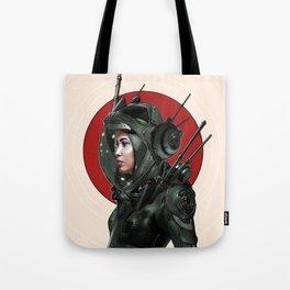 KOSMONAUT 17 Tote Bag