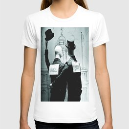 Legalize x Just Married! T-shirt