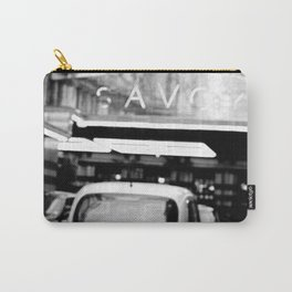 London Savoy hotel Carry-All Pouch
