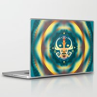 calendar Laptop & iPad Skins featuring NEW MAYAN CALENDAR by Alberto Farca