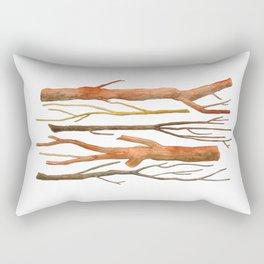 sticks no. 2 Rectangular Pillow