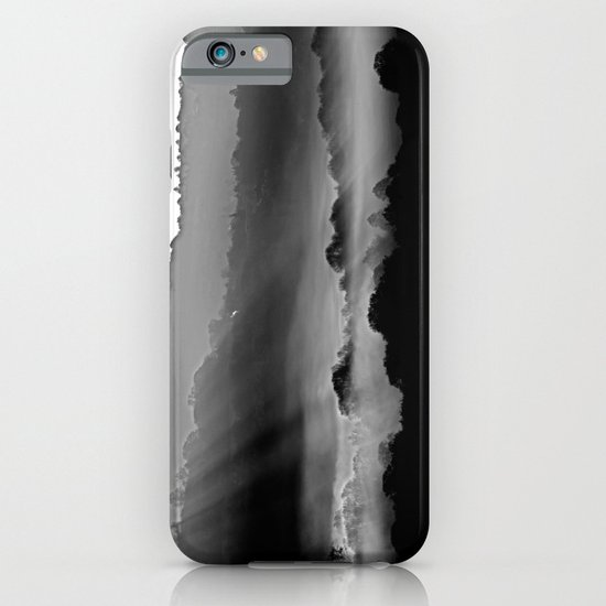 FIRST RAYS OF LIGHT iPhone & iPod Case