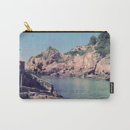 Hidden Coves On Spanish Islands Carry-All Pouch