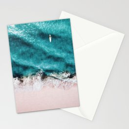 Pink Sand Stationery Cards
