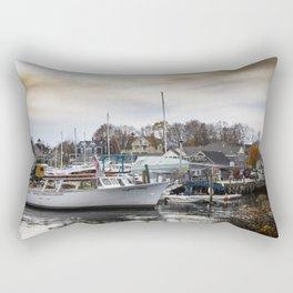 Kennebunkport Habor  Rectangular Pillow