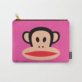 Julius Monkey by Paul Frank - Pink Carry-All Pouch