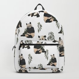 Pandas! Backpack