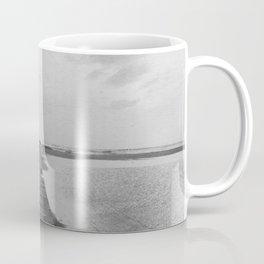 Storm in the beach Coffee Mug