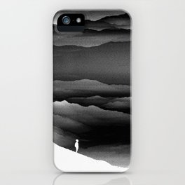 Solar Noise Isolation Series iPhone Case