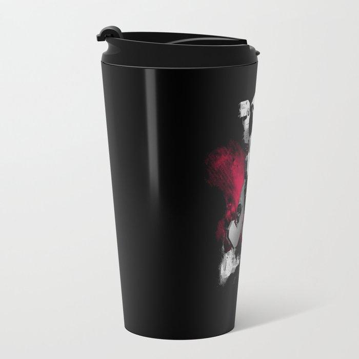 Basstronaut Travel Mug