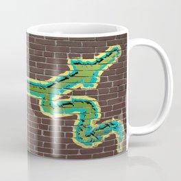 Feynman Diagram Graffiti Coffee Mug