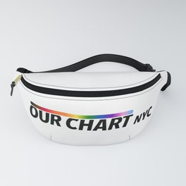 Our Chart NYC Fanny Pack