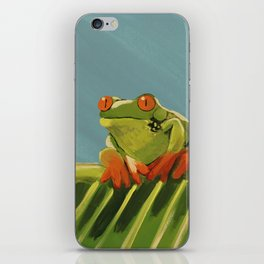 The Lonely Prince iPhone Skin