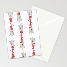 Multiple Gnomes Stationery Cards