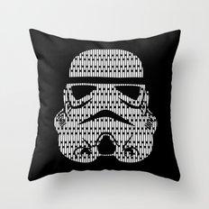 TK421 Throw Pillow