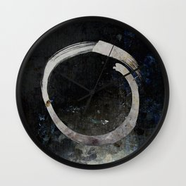 Enso #5 - Ghost Wall Clock