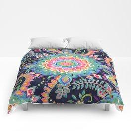 Color Celebration Mandala Comforters