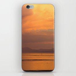 Golden Summer iPhone Skin