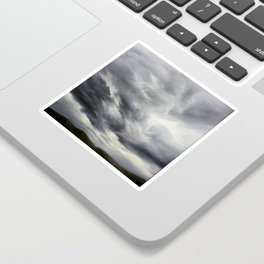 Stormy Sky Sticker