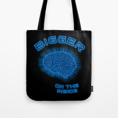 Thoughts And Radical Dreams Inside Skull Tote Bag