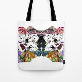 Psychological sex Tote Bag