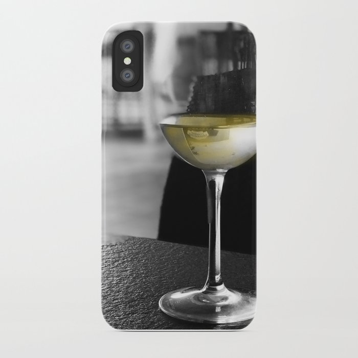 official photos 61fb5 1c497 The Lone Companionship of Pinot Noir iPhone Case by dec02