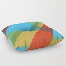 Untitled III Floor Pillow