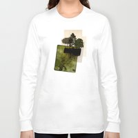 island Long Sleeve T-shirts featuring ISLAND by oppositevision