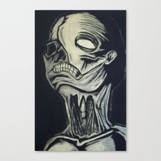 Phantom of the Undead Canvas Print