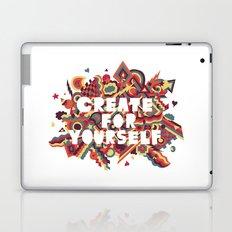 Create For Yourself (1) Laptop & iPad Skin