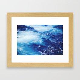 Nørdic Water No. 6 Framed Art Print