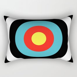 Target (Archery) Rectangular Pillow