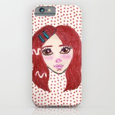 Ruby iPhone 6s Slim Case
