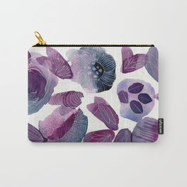 No Shrinking Violet Carry-All Pouch