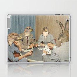 Too Late Mr. Hudson - Poker Laptop & iPad Skin