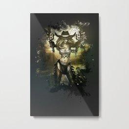 League of Legends MISS FORTUNE Metal Print