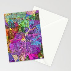 FOLLIAGES TRANSPARENCY Stationery Cards