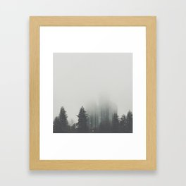 Into Thin Air Framed Art Print