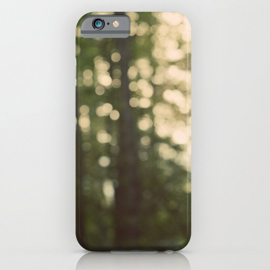 Forest Mist iPhone & iPod Case
