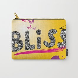 bliss. Carry-All Pouch