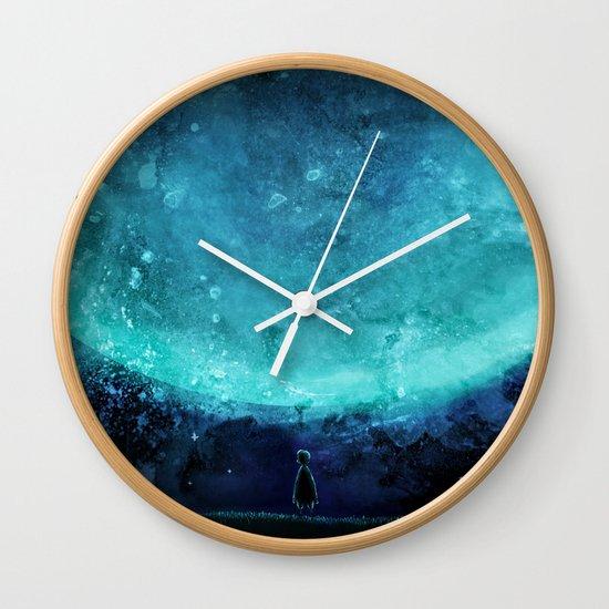 Sky of Wonder Wall Clock