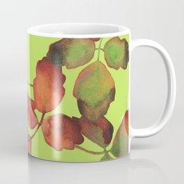 ACID & OAK, pattern by Frank-Joseph Coffee Mug