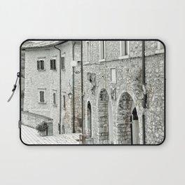Italian street view 02 Laptop Sleeve