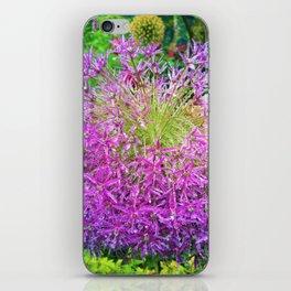 Dewey Allium iPhone Skin