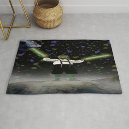YODA-ling with FORCE - 027 Rug