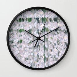 fake rain Wall Clock